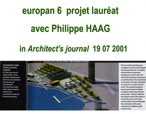 Architects journal 190701