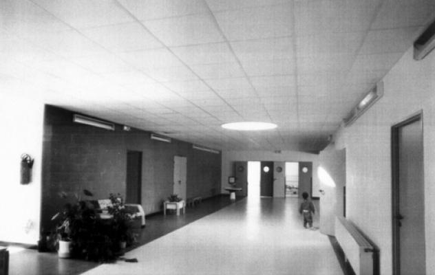 Groupe Scolaire – Intérieur Maternelle 2