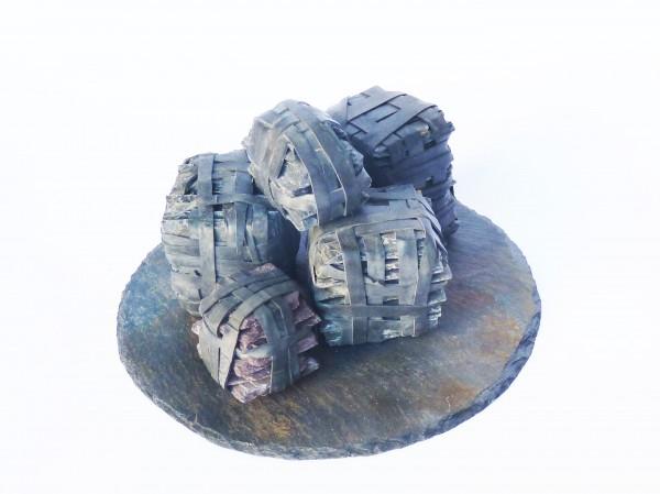 MGK B 5 Petits paquets à manipuler ardoise et caoutchouc 160x120 mm